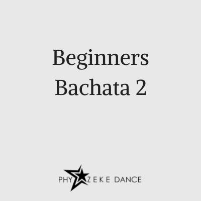 beginners bachata 2