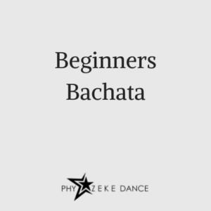 Beginners Bachata