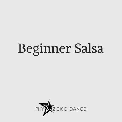Beginner Salsa
