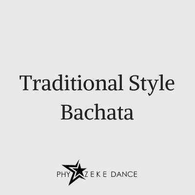 Traditional Style Bachata