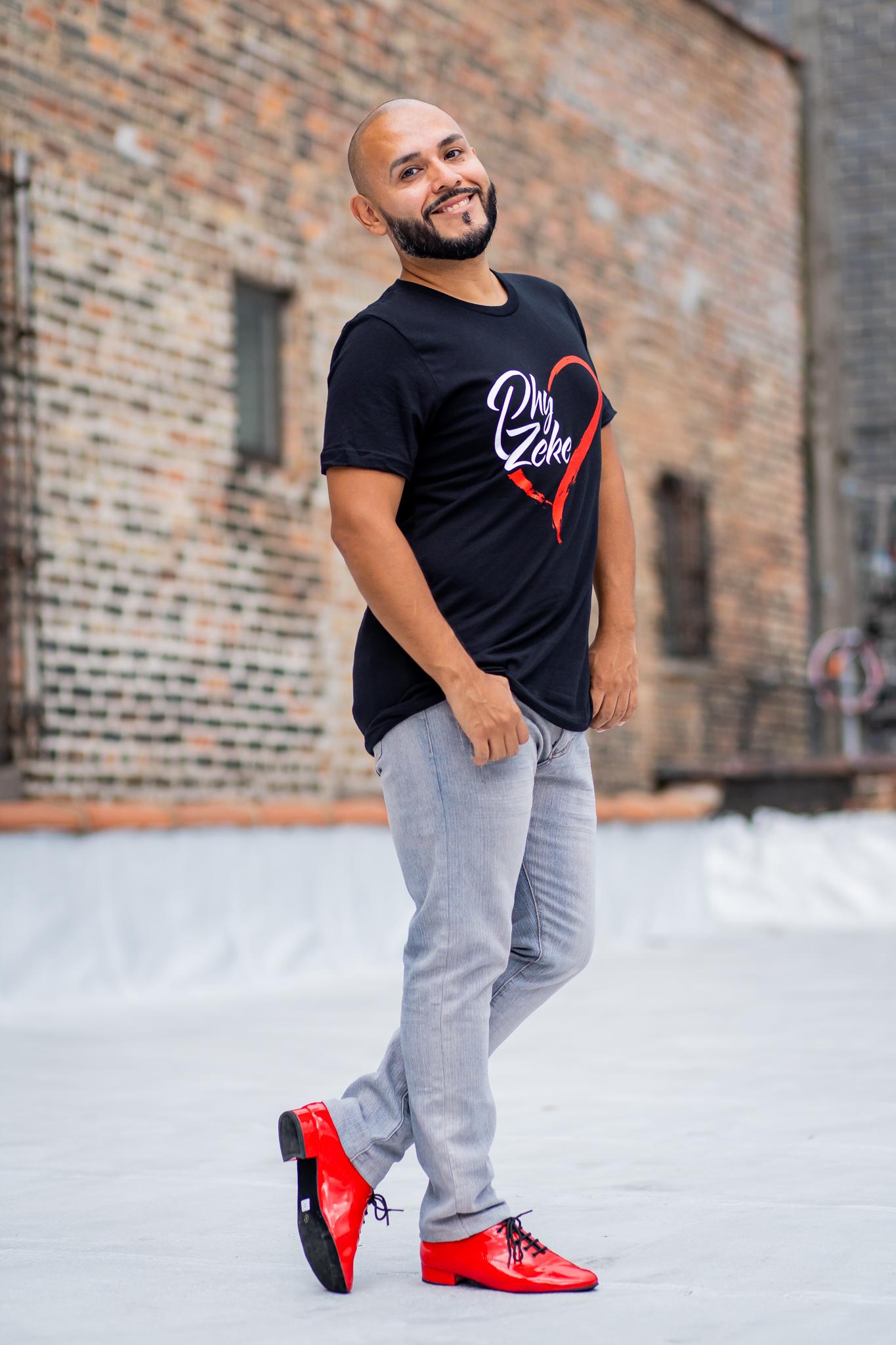 Zeke T-Shirt