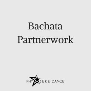 Bachata Partnerwork