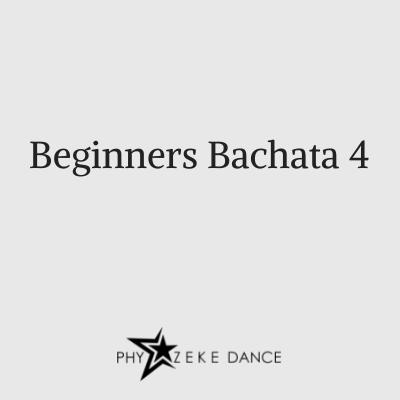 beginners bachata 4